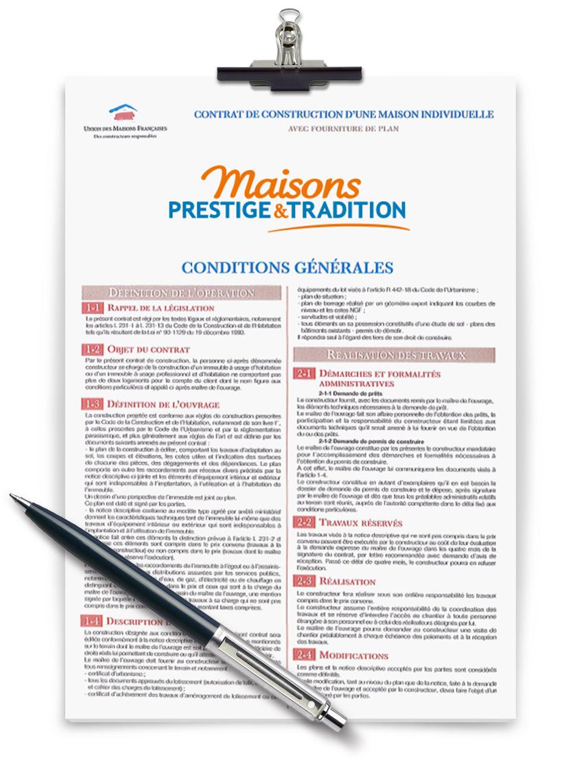 les garanties et assurances - Modele De Contrat De Construction De Maison Individuelle